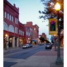 Main Street, downtown Rock Hill