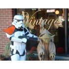 Greer: Halloween Hoopla in Greer Station at The Vintage Jewelry