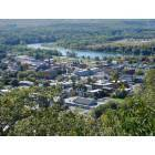 Port Jervis: Taken from Point Peter - PJ park