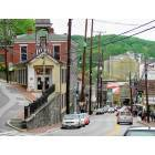 Downtown Ellicott City Maryland