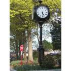 Ridgewood: Antique Clock in the Heart of Downtown Ridgewood