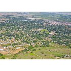 La Junta: Aerial view of City of La Junta