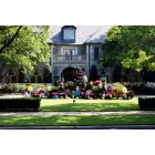 Highland Park: Easter on Beverly Drive, Highland Park, Texas
