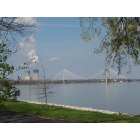 Rockport: AEP Power Plant and the Owensbro bridge