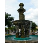 Addison: Fountain at Village on the Parkway, Addison, Texas