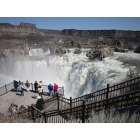 Twin Falls: Shoshone Falls In April 2009