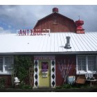 Scappoose: Red Barn Antique Store