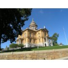 Auburn: Placer County Courthouse - from Lincoln Way