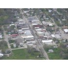 Ashland: Ashland Nebraska aerial downtown