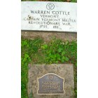Cottleville: Revolutionary War Hero Warren Cottle that came to MO in 1799-settled Cottleville