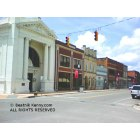 Fremont: Part of Downtown Fremont NC. Buildings are circa 1900, in foreground is BB&T Bank � Beatnik Kenny.com ALL RIGHTS RESERVED.