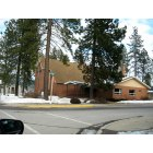 Pinehurst: Lutheran Church, Pinehurst, Idaho