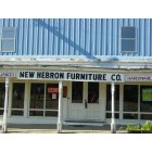New Hebron: Old furniture store - now a video store