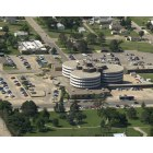Great Bend: Central Kansas Medical Center (before latest addition)