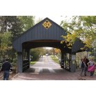 Long Grove: Long Grove Covered Bridge
