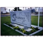 Spearman: Spearman Welcome Sign at