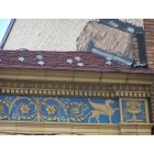Perth Amboy: Architectural Ornamentation - Gryphons