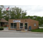 Essex: US Post Office - Essex, Illinois