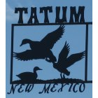 Tatum: Tatum Metal Art Work
