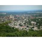 Reading: Downtown viewed from Fire Tower