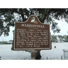 Madisonville: City of Madisonville sign after Hurricane Gustav, September 2, 2008