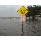 Mandeville: Lakeshore Dr., Hurricane Ike, 9-13-2008