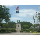 New Port Richey: Downtown New Port Richey area