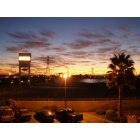 Bellflower: Sunset over Bellflower, CA,