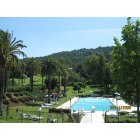 Pleasanton: Castlewood Country Club swimming pool, Pleasanton CA
