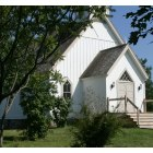Urbandale: Church at Living History Farms