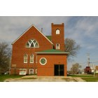 Bridgewater: Bridgewater United Methodist Church, Bridgewater, IA