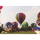 Lexington: 4th of July Hot Air Balloon Rally at Virginia Military Institute Parade Grounds