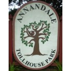 Annandale: The Annandale, Va., logo