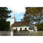 Setauket-East Setauket: Caroline Church, Setauket, NY -Sept 2009