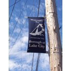 Lake City: Lake City Street Flag