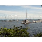 Plattsburgh: View of Lake Champlain