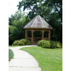 Plattsburgh: Gazebo by Lake Champlain