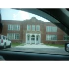 Leesburg: Old Lee County High School, Leesburg, GA