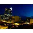 Raleigh: Downtown @ Night