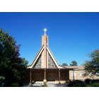 Forest Acres: Saint James United Methodist Church, 3390 Pine Belt Road.