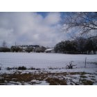 Harker Heights: Old Texas home in the snow