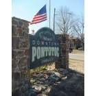 Pontotoc: City of Pontotoc, MS Downtown