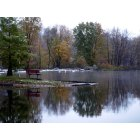 Waterford: Le Bouef Lake, October 16, 2009