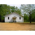 Louann: Good Home Baptist Church on 759 Ouachita Road 63, in Louann, AR