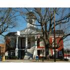 Pittsylvania County Court House - Chatham, Virginia