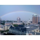Dallas: Rainbow over Uptown