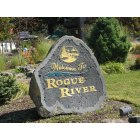 Rogue River: Rogue River Sign