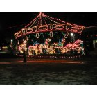 Plainwell: Christmas lights