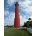 Ponce Inlet: Ponce Inlet lighthouse
