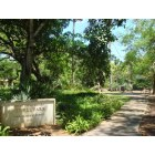 Coral Gables: Fewell Park on Coral Way